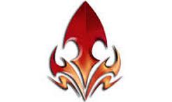 fire dota logo