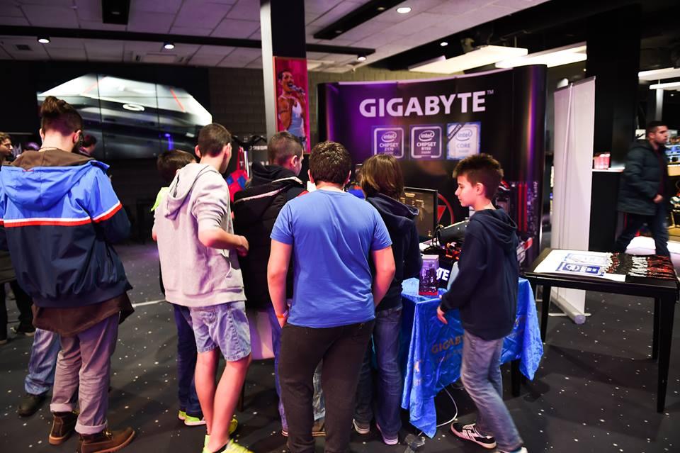 GigaByte VR Demo