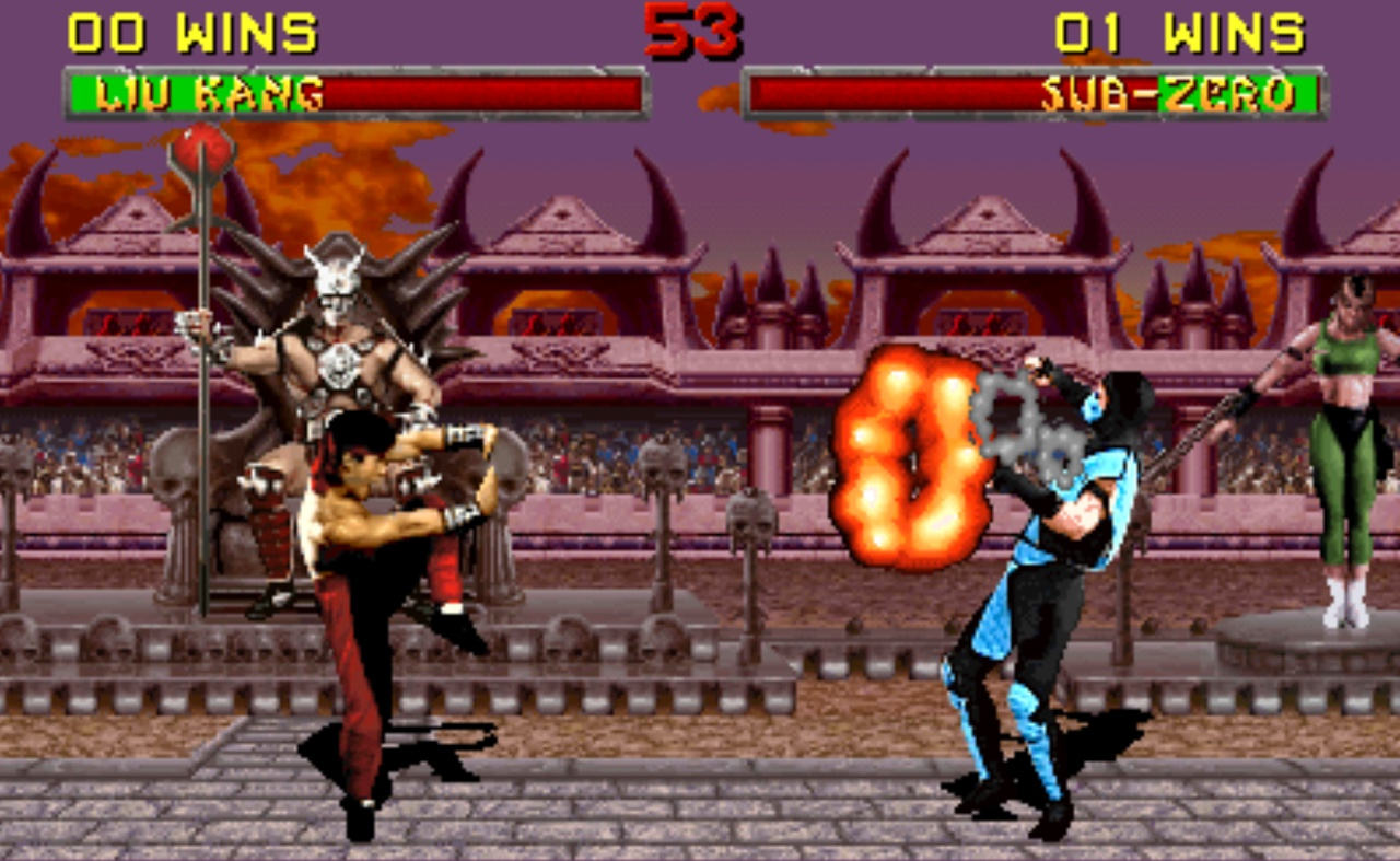 Mortal Combat