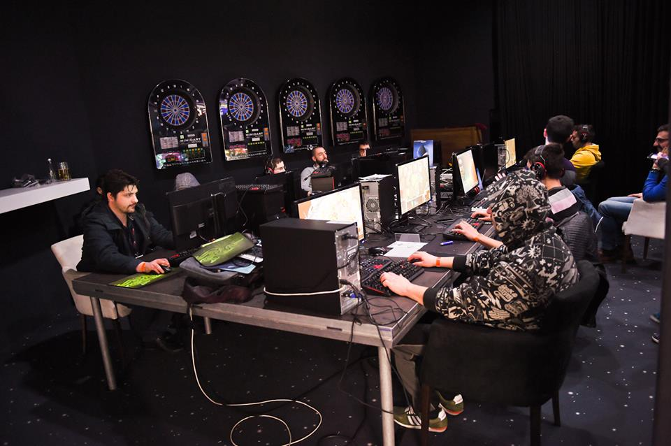 StarCraft II Players