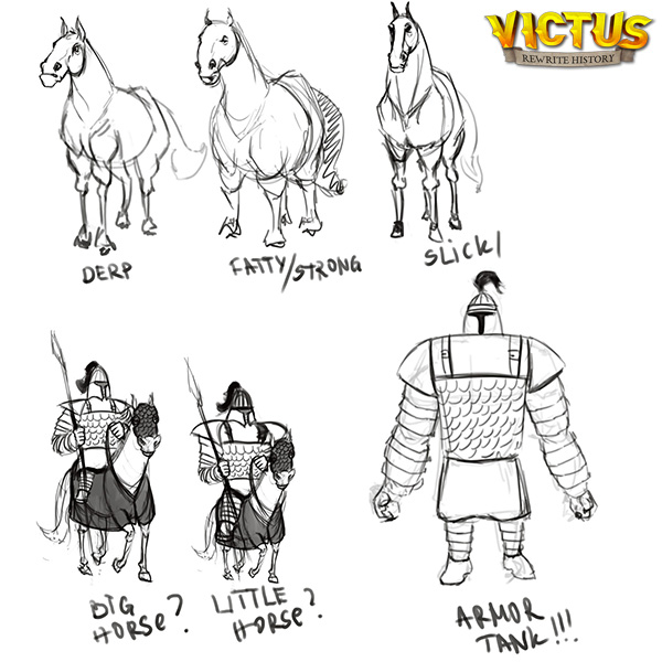 VictusGame-Sketches-Cataphract