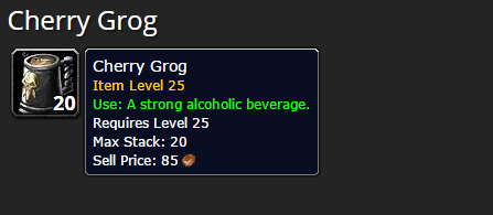 Cherry Grog