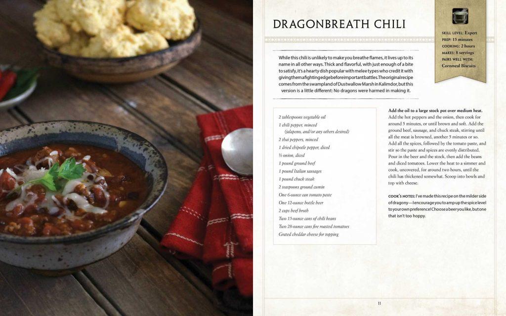 Dragonbreath chili