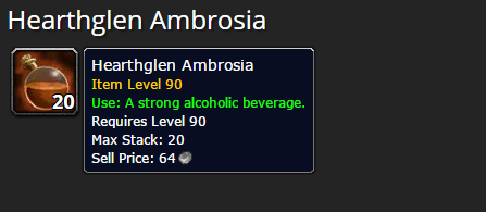 Hearthglen Ambrosia