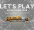 Announce Hearthstone