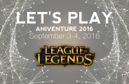 Announce League of Legends