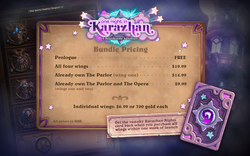 karazhan-prices