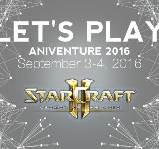 StarCraft на Let's Play