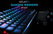Gaming weekend Cover