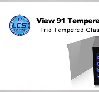 Thermaltake Unveils the New View 91 Tempered Glass Edition Super Tower Chassis (002)